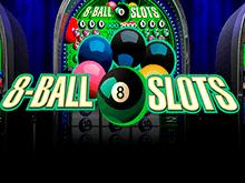 Онлайн-аппарат 8-Ball Slots с классической графикой на сайте