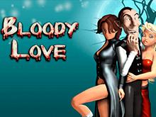 Кровавая Любовь на рабочем зеркале Вулкан