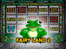 Классический игровой онлайн автомат Лягушки 2