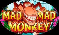 Mad Mad Monkey азартные аппараты
