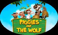 Piggies and the Wolf в игровом клубе Вулкан