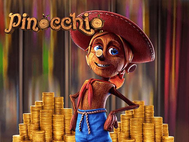 Играть в виртуальный слот Пиноккио онлайн