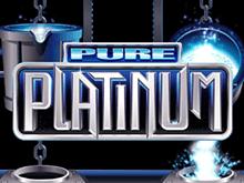 Pure Platinum азартные аппараты