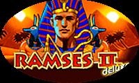 Ramses II Deluxe азартные аппараты