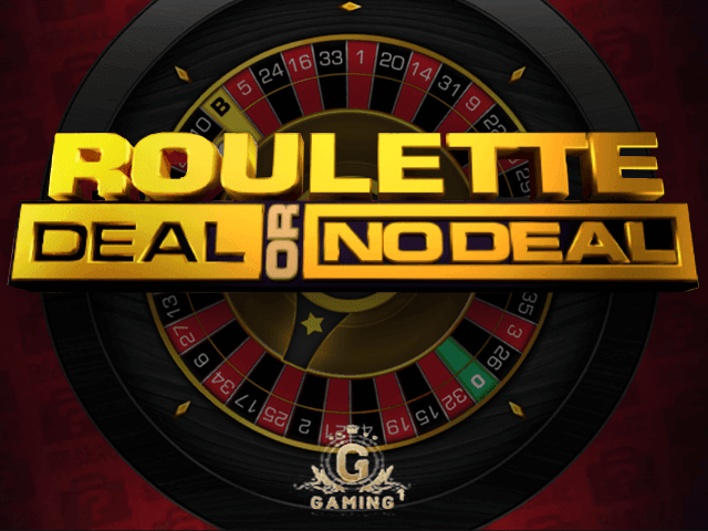 Roulette Deal Or No Deal – игровой аппарат от GAMING1